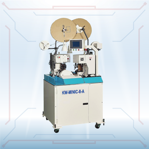 Fully Auto Terminal Crimping Machine