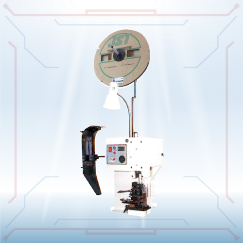 Semi-Auto Terminal Crimping Machine